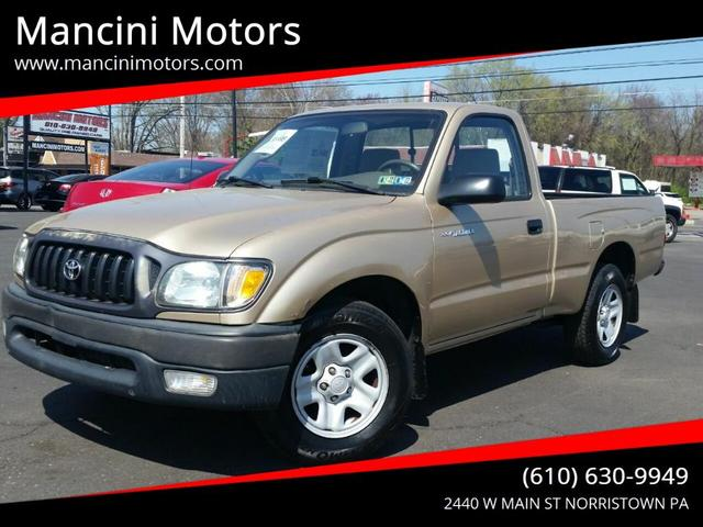 Used Toyota Tacoma Norristown Pa