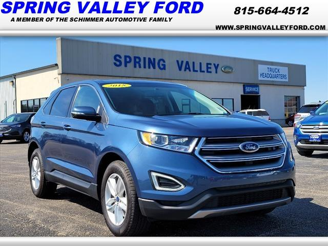 Used Ford Edge Spring Valley Il