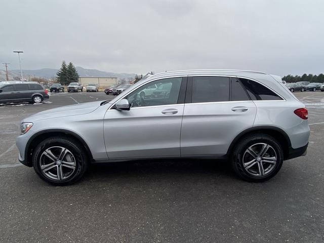 2017 Mercedes-Benz GLC 300 Base 4MATIC