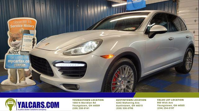 Used Porsche Cayenne Youngstown Oh