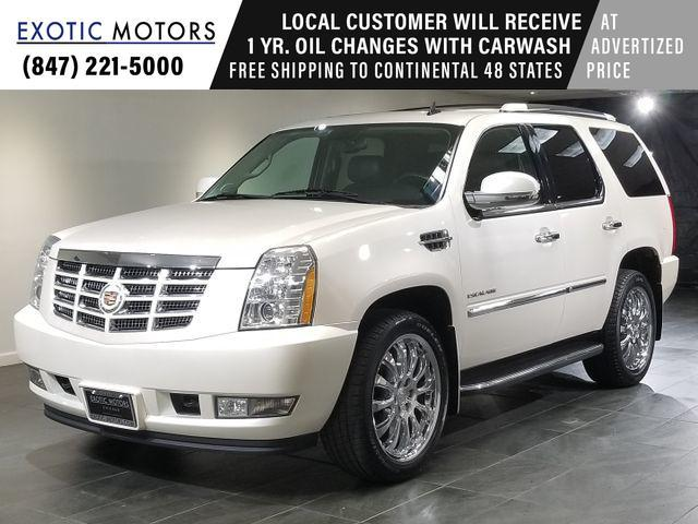 Used Cadillac Escalade Rolling Meadows Il