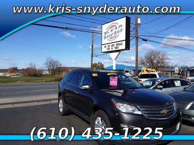 Used Chevrolet Traverse Allentown Pa