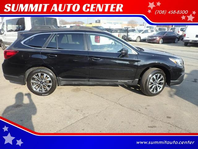Used Subaru Outback Summit Il
