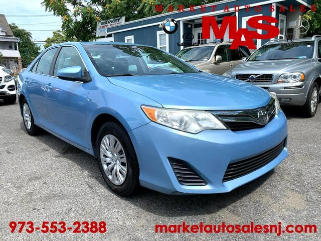 Used Toyota Camry Paterson Nj