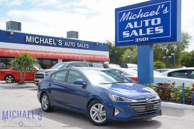 Used Hyundai Elantra West Park Fl