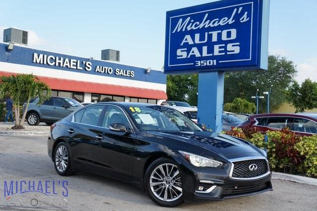 Used Infiniti Q50 West Park Fl
