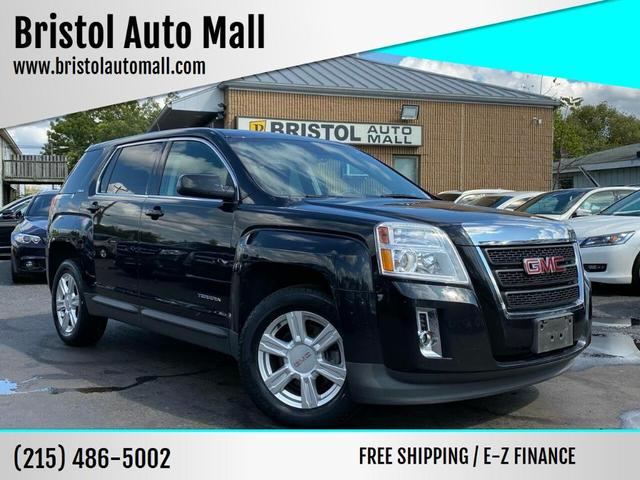 Used Gmc Terrain Levittown Pa