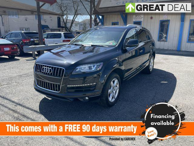 Used Audi Q7 South Hackensack Nj