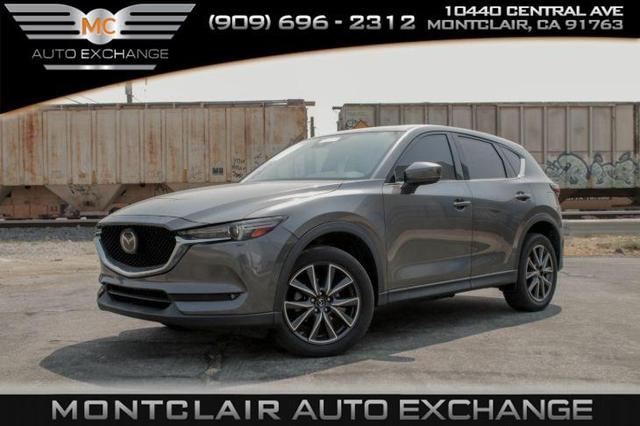 Used Mazda Cx 5 Montclair Ca